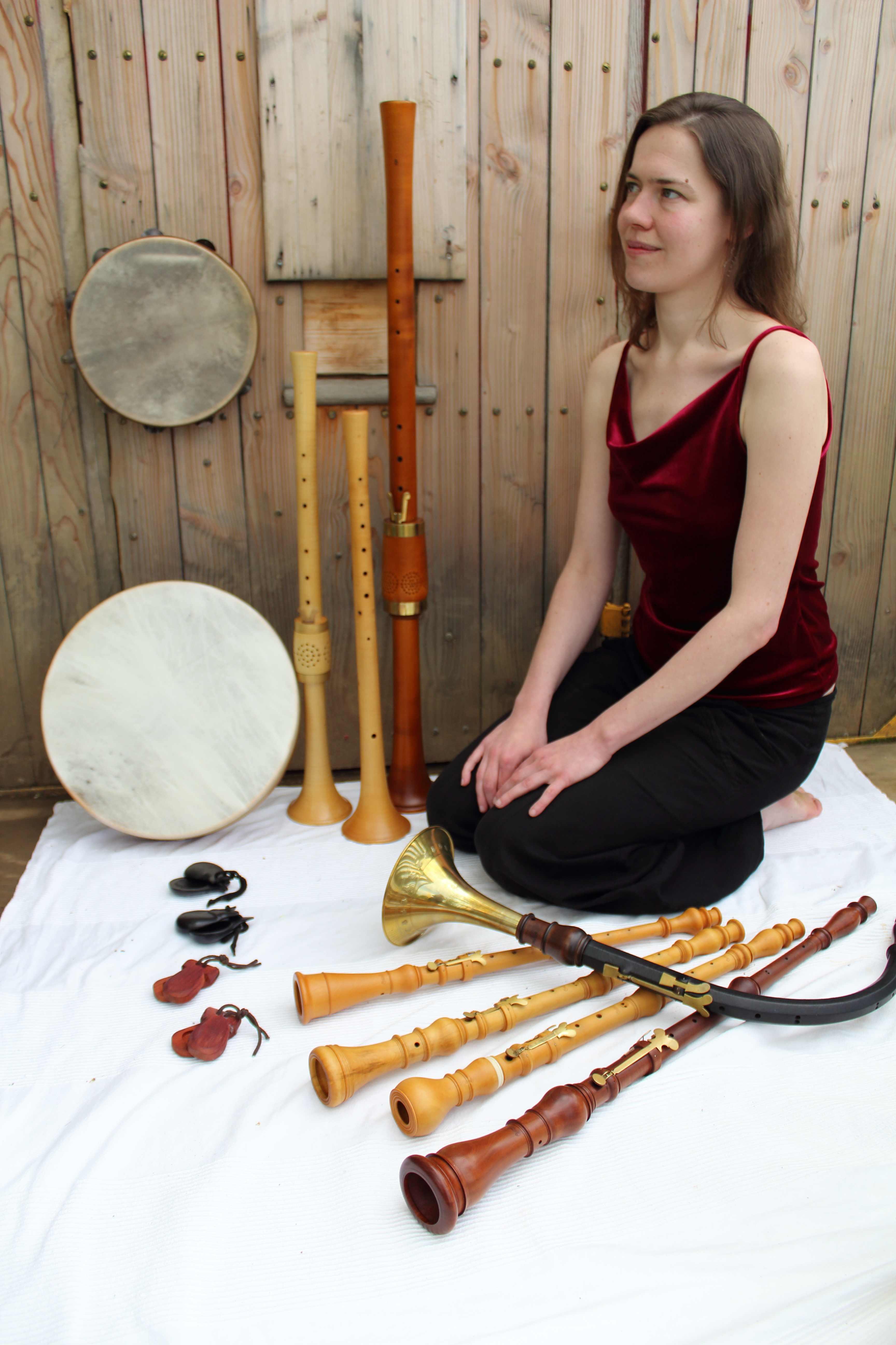 Hanna Geisel Musikerin